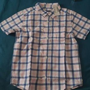 Boys collar shirt
